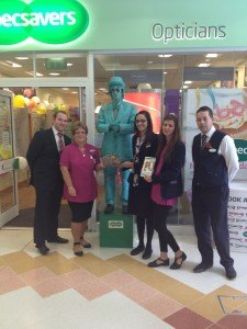 Specsavers celebrates 10 years of service