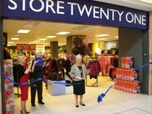 Store 21 Opens!