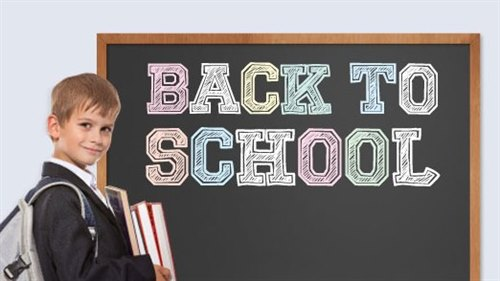 Max Spielmann Back to School Portrait Offer