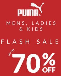 SportsDirect.com Puma Flash Sale