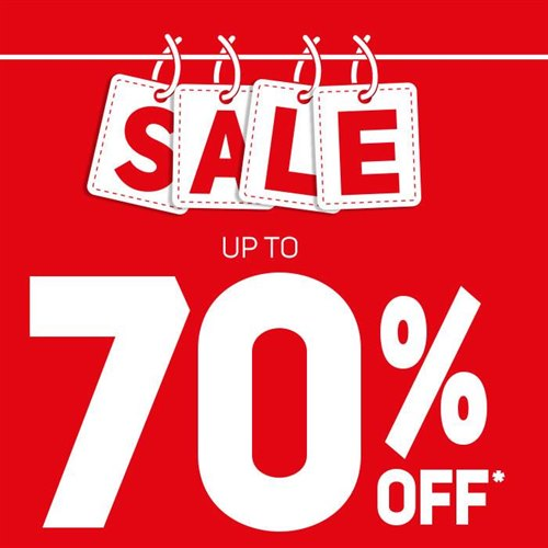 Get up to 70% off in Pep&Co's Sale