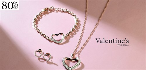 Find the Perfect Valentine's Gift at Warren James