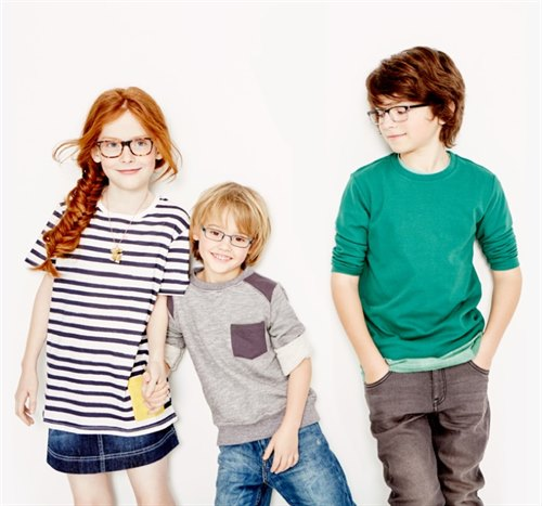 Kids get two pairs FREE at Specsavers