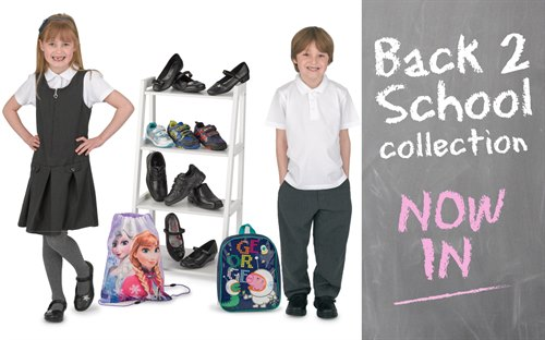 Back to School at Shoe Zone
