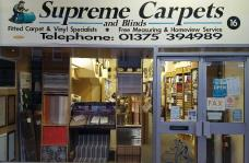 Supreme Carpets & Blinds